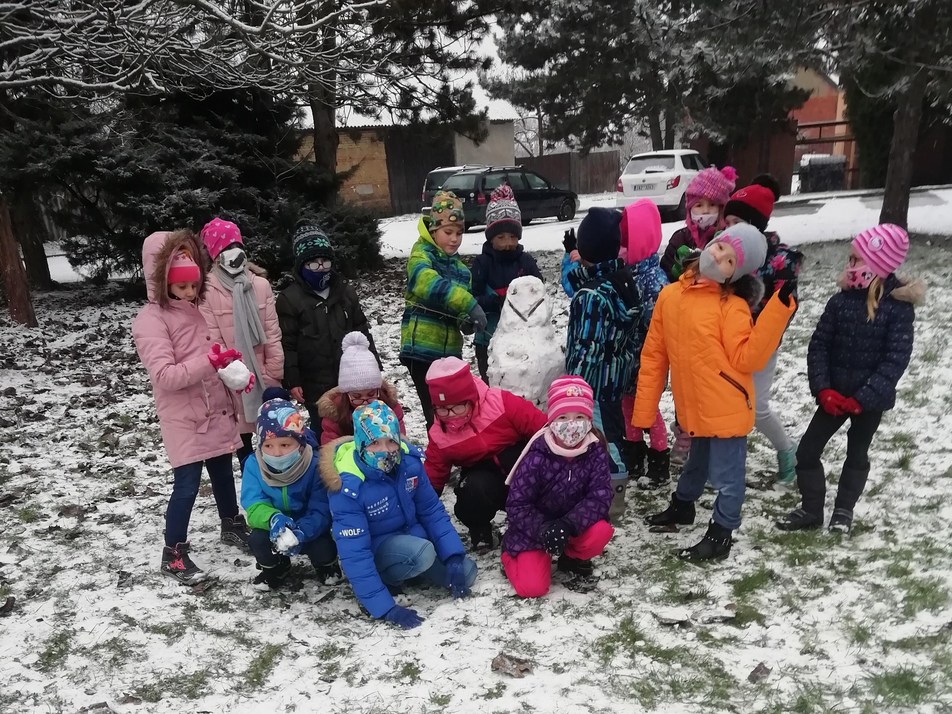 zima-2021-první-sníh
