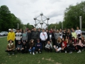 Brusel Atomium